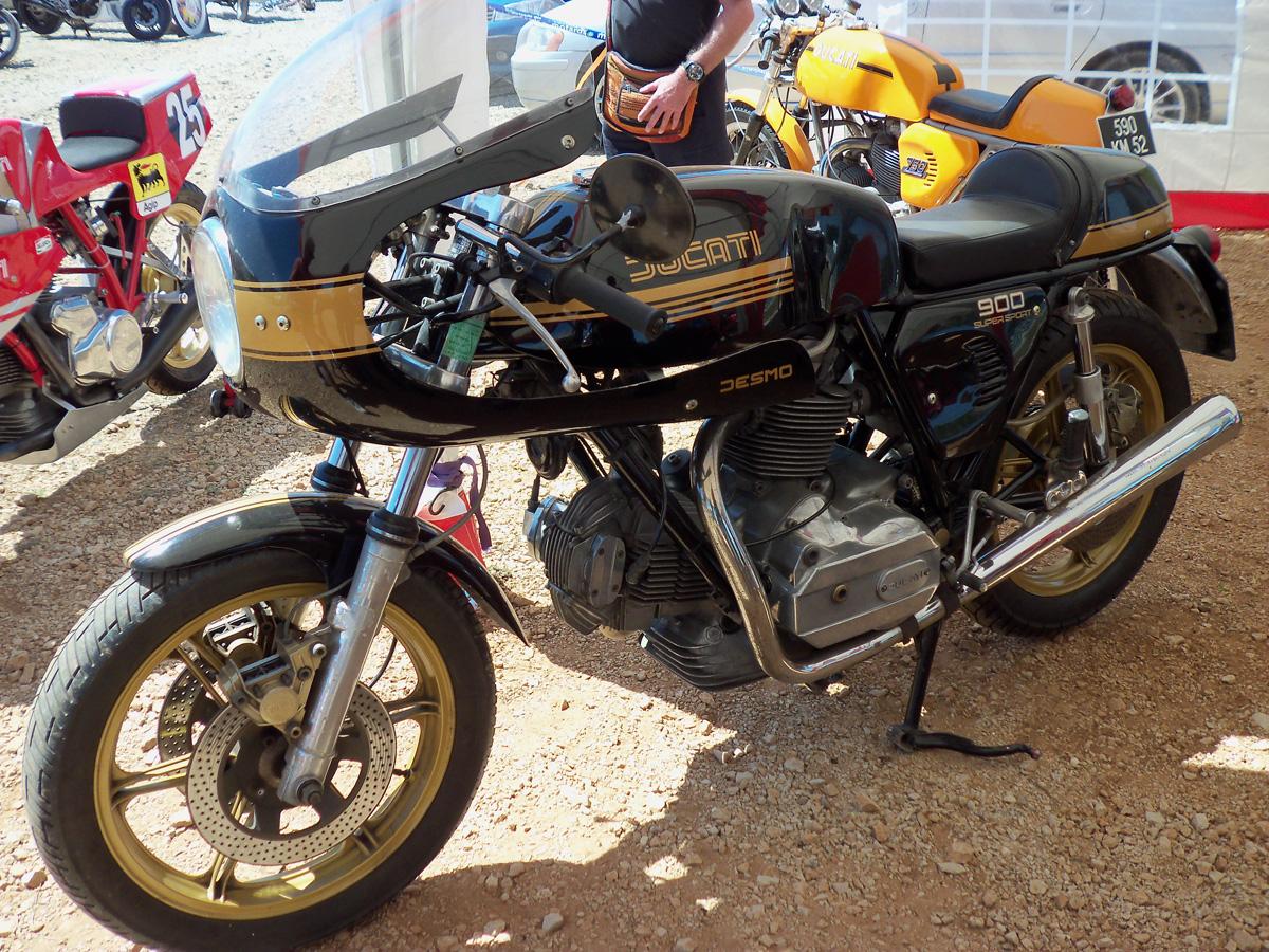 Le Ducati Club De France Sera Présent Aux Coupes Moto
