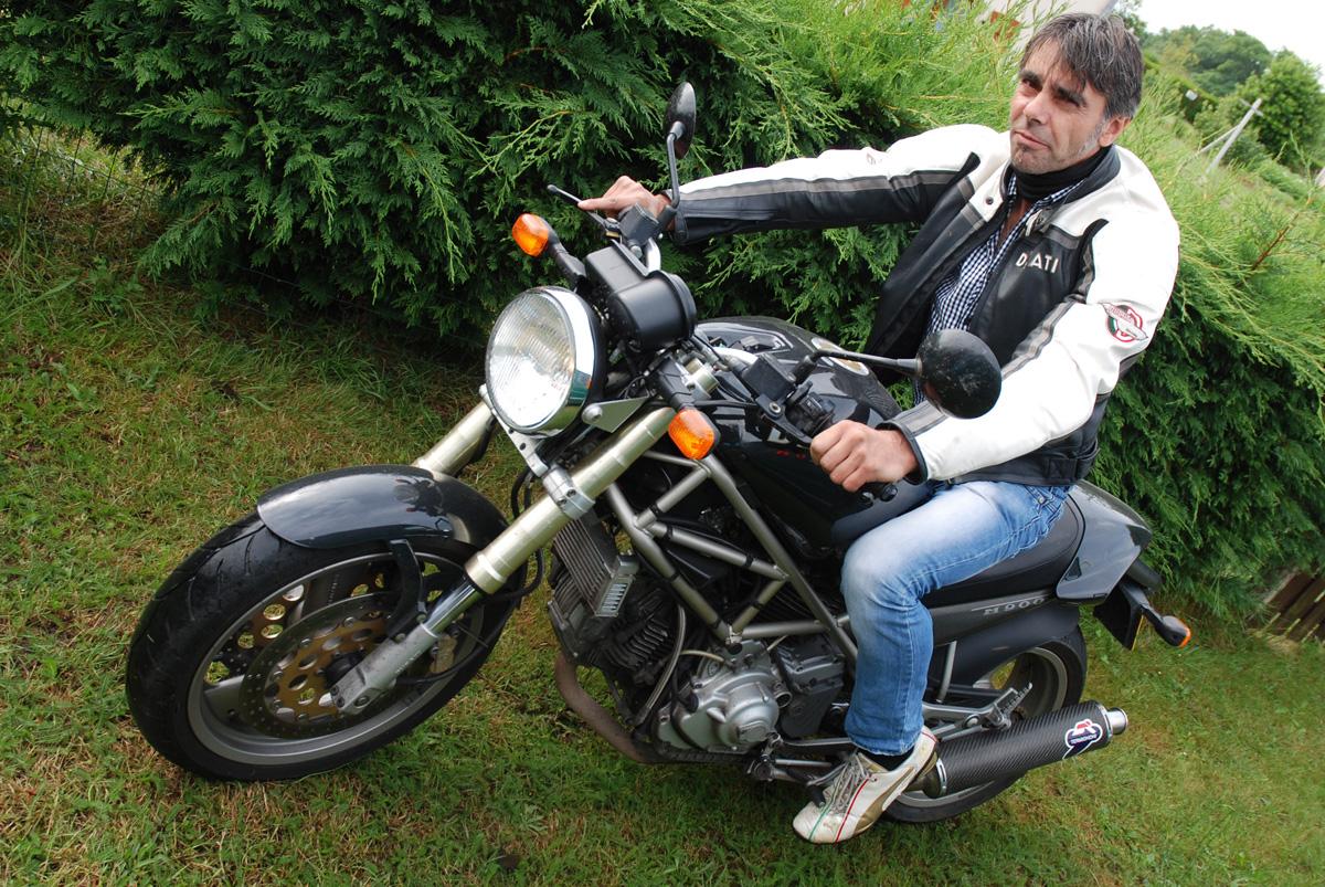 Monsterina 8 21 Galop D Essai Sur Un Joli Jouet Ducati Club De