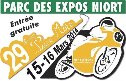 Puces moto de niort 2014 ducati club de france repaire for Parc des expositions niort